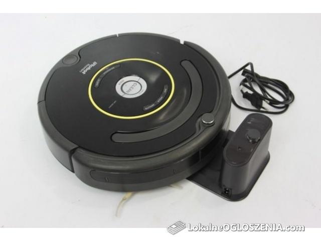 Robot odkurzający IROBOT Roomba 650