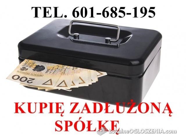Skup Zadłużonych Spółek/ Nieruchomości/ Ochrona Zarządu z 299 K.s.h.