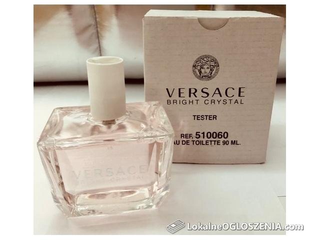 Versace Bright Crystal - tester perfum oryginalny !
