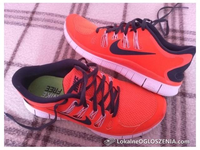 Nike Free 5.0 lekkie buty do biegania buty sportowe +BDB 40,5