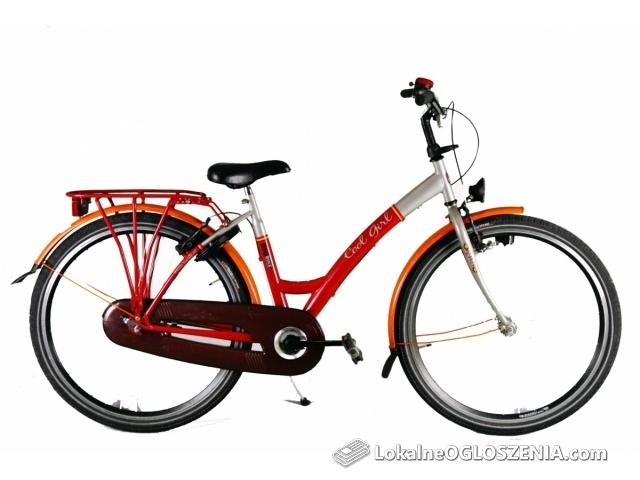 Big Bike Cool Girl 26