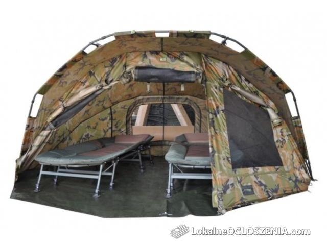 Namiot karpiowy Fort Knox 2 osobowy nowy 302x292x146