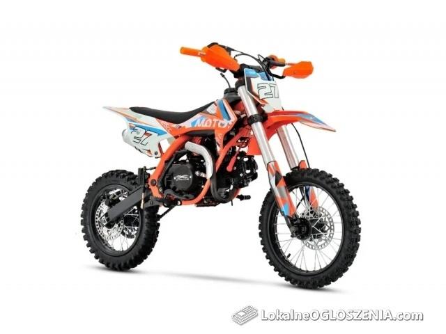 Cross 90cc 110cc 125cc X-MOTOS XB27 E-START raty wysyłka dla dziecka