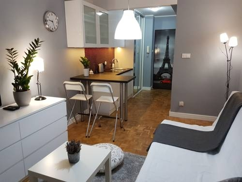 Apartament Grey