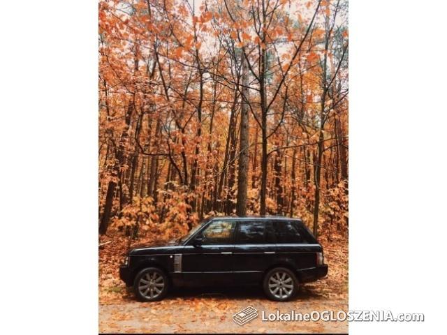 Range Rover, 3.0 diesel, prywatny, zadbany doinwestowany na 65k!
