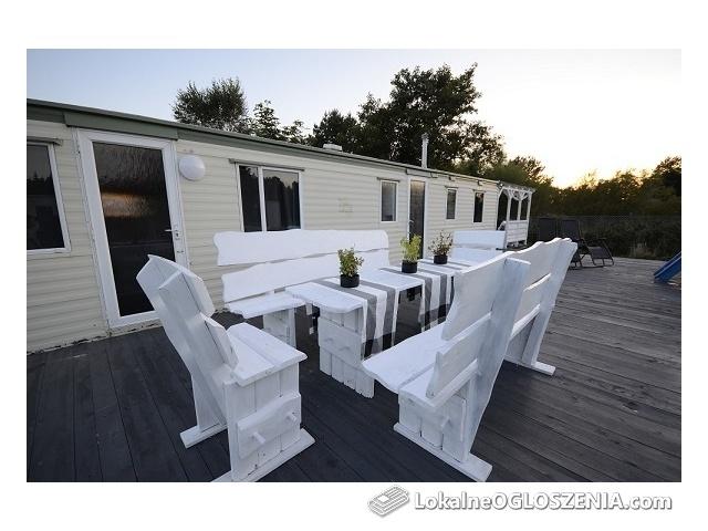 Wynajem domków nad morzem - urokliwe miejsce, 150m od morza
