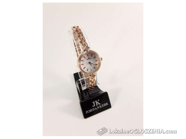 Nowy zegarek damski Jordan Kerr. FREE NICKIEL