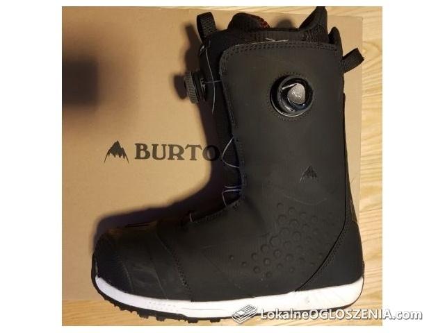 BUTY BURTON Ion Boa Black 10,5