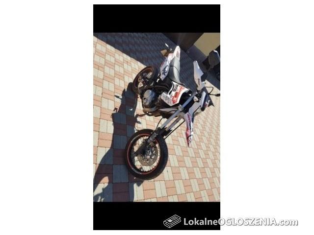 Yamaha WR X