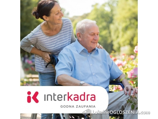 Opiekun/ka osób starszych, legalna praca w Niemczech