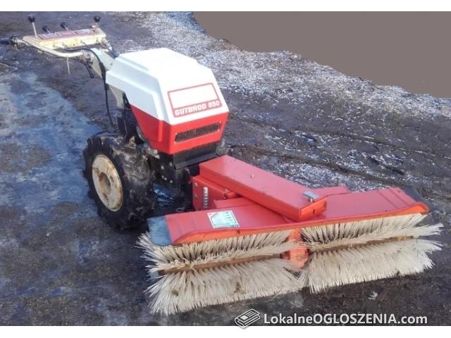 Odśnieżarka traktorek zamiatarka dzik Gutbrod G650 Okazja!!!