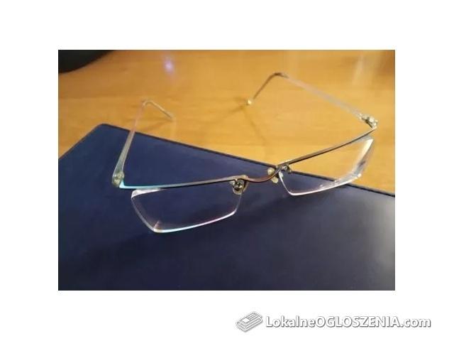 Okulary korekcyjne minusy i nowy zegarek Osin