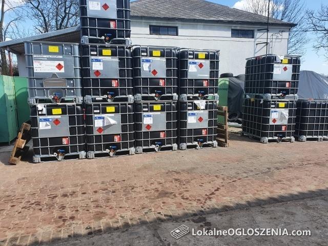 POJEMNIKI beczki beczka karnistry mauzer IBC paletopojemnik 1000 L Kontener RSM Na Wodę