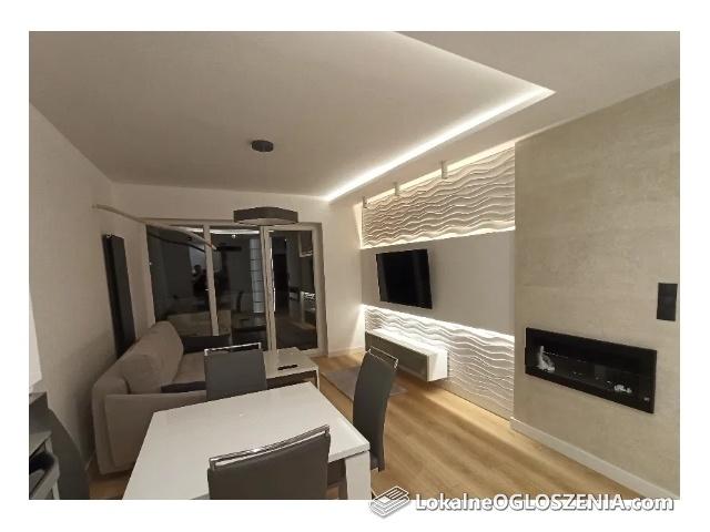 Nowe komfortowe mieszkanie - 2 pokoje z balkonem /Krzyki/
