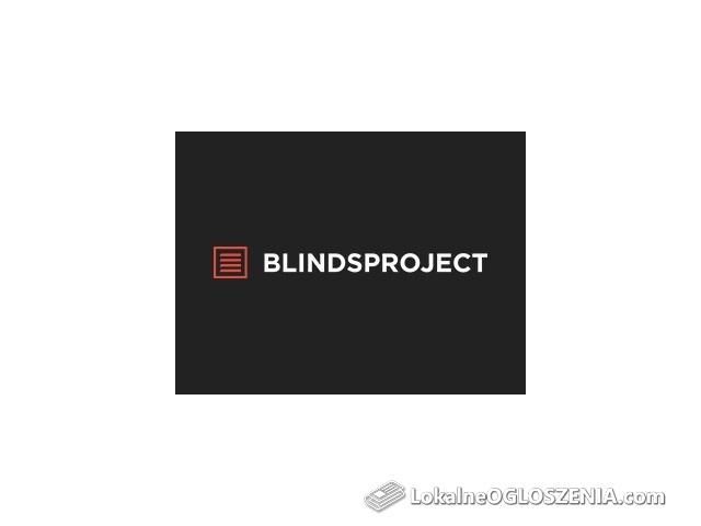Blindsproject - żaluzje, rolety i plisy