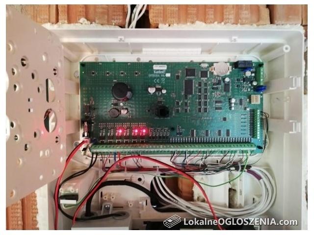 Alarmy Monitoring Sterowania Automatyka Montaż Serwis Konserwacja