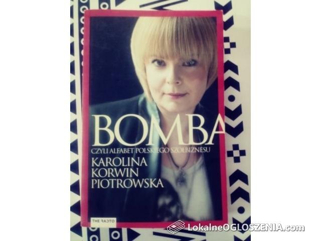 Bomba, czyli alfabet polskiego szołbiznesu. Karolina Korwin Piotrowska
