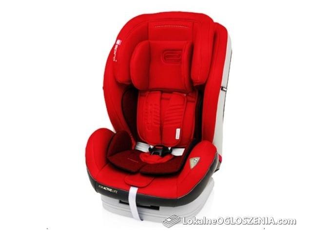 Fotelik Samochodowy KAPPA NEW 9-36kg Espiro