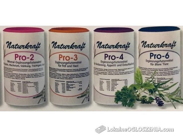 Naturalny produkt/ zioła granulat PRO 1-6 Reico Niemcy