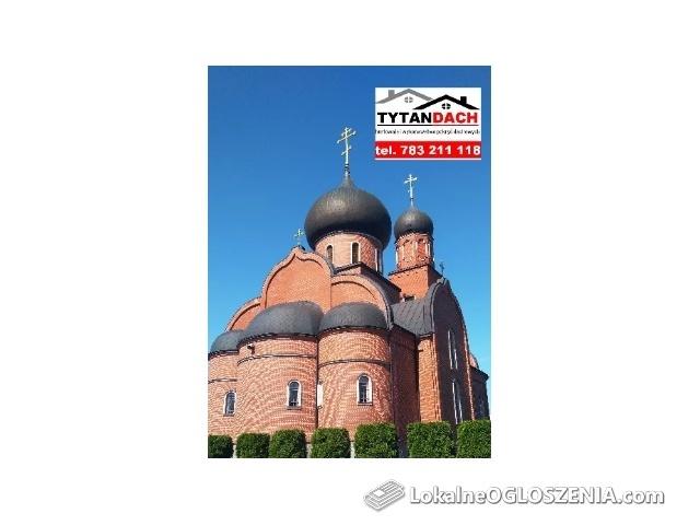 Naprawa remont krycie dachu GWARANCJA Warszawa Raty przecieki dekarz