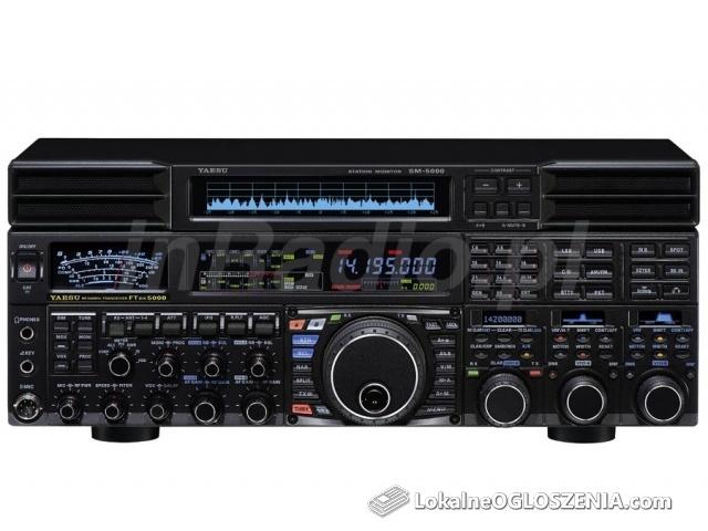 Radiostacja bazowa - Yaesu FTDX-5000