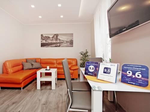 Apartament Orange Dream Old Town Ogarna