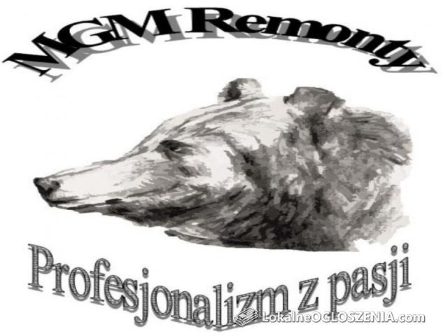 MGM Remonty profesjonalne usługi remontowe