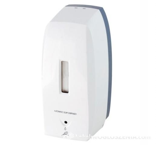 Automatyczny dozownik do mydła i płynów dezynfekcyjnych 0,5 l