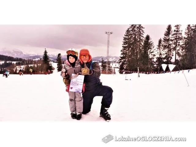 Doświadczony Instruktor narciarstwa i snowboardu