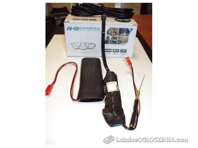 Dyskretna kamera V99 z modułem WiFi