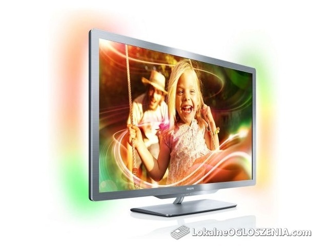 Philips 47PFL7606K Full HD ambilight x2 led 3D smart 100Hz tuner