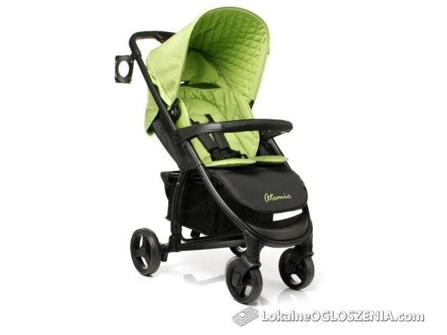 Nowy wózek 2w1 Atomic 4 Baby