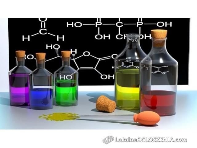 Korepetycje z chemii - 60 ZŁ. - Włochy