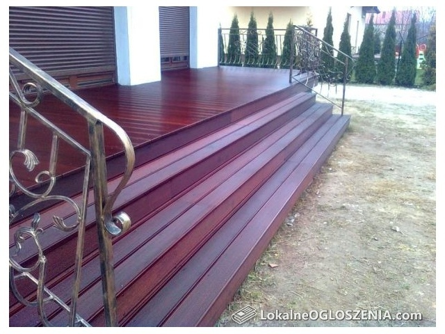 Podłogi, schody, usługi parkiecirsko-stolarskie, cyklinowanie