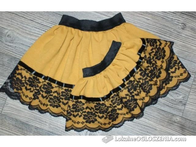 Wizytowe spódniczki mama/córka, dostępne różne rozmiary