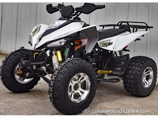 Quad BASHAN 250 atv Speed MAX