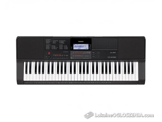 Keyboard Casio Mu CT-X700