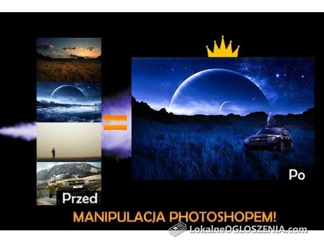 Profesjonalna edycja zdjęć, retusz , obróbka photoshop, retouch