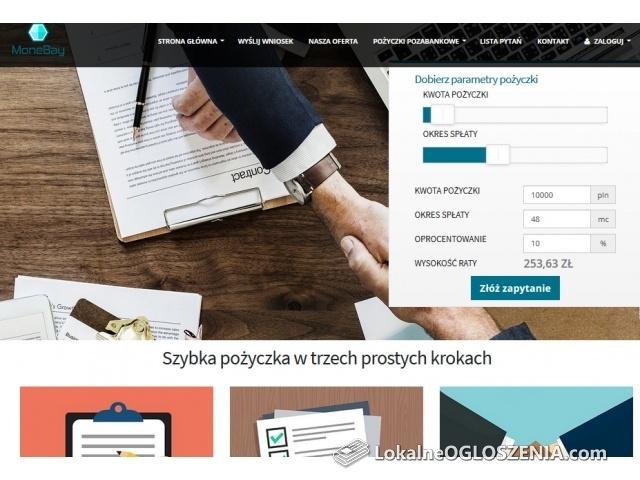 Pożyczka prywatna pozabankowa na dowód BEZ BIK I KRD
