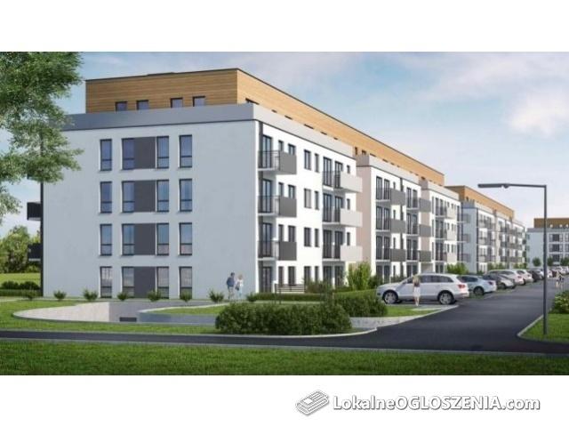 NOWE mieszkanie na Krzykach, 2 pokoje BEZ POŚREDNIKÓW bez PCC
