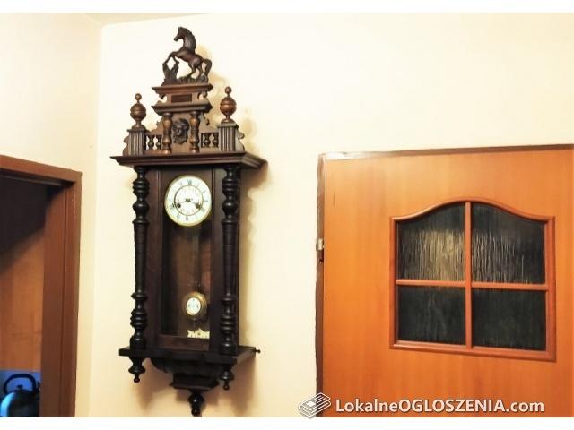 Przepiękny stylowy zegar wiszący Omnia
