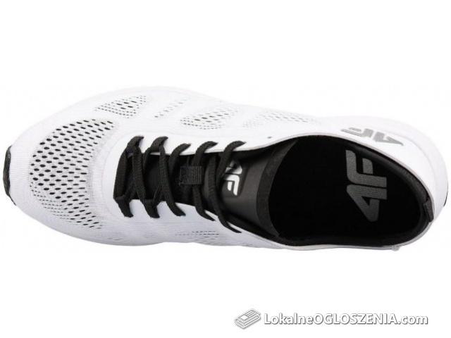 Nowe Buty damskie 4F Sportowe 37 Białe
