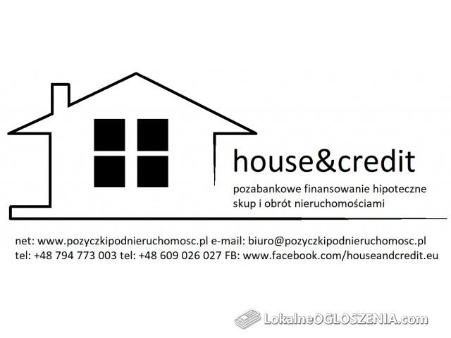 Pożyczki pozabankowe pod nieruchomość, hipoteki, oddłużenia