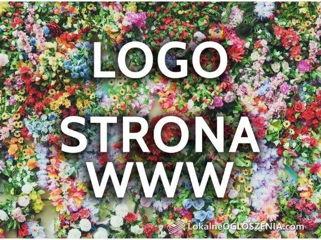 Projekty graficzne - LOGO firmy, projektowanie stron www | grafoMANIAK