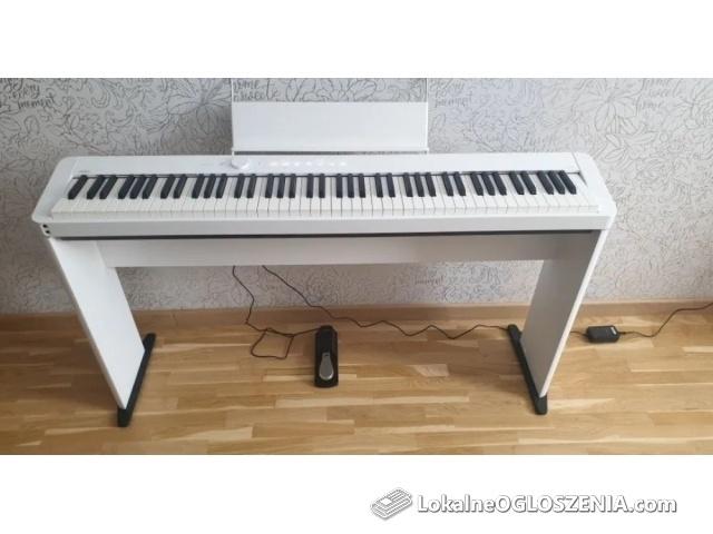 Casio PX-S1000. Naprawdę Najlepsze pianino cyfrowe 88 klawiszy
