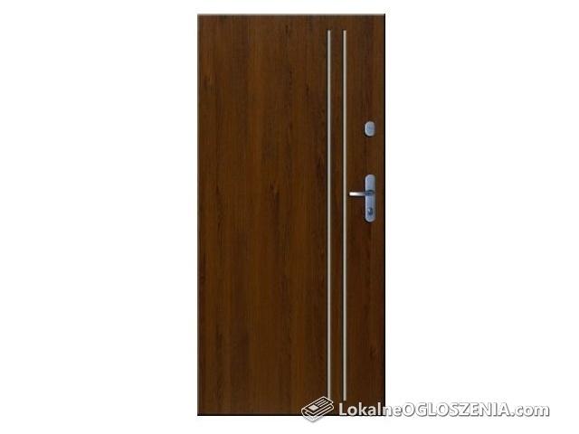 Drzwi klatkowe akustyczne Gerda WD Tokio 2