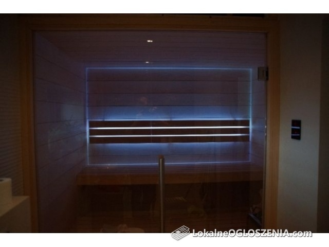 Sauna - budowa i projekt sauny - fińska oraz infrared