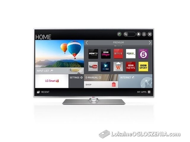 LG 42LB580V full hd smart wifi webos Matryca 100hz