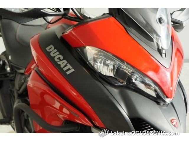 Ducati Multistrada 950 maks wyposażenie, pierwszy właściciel, FV