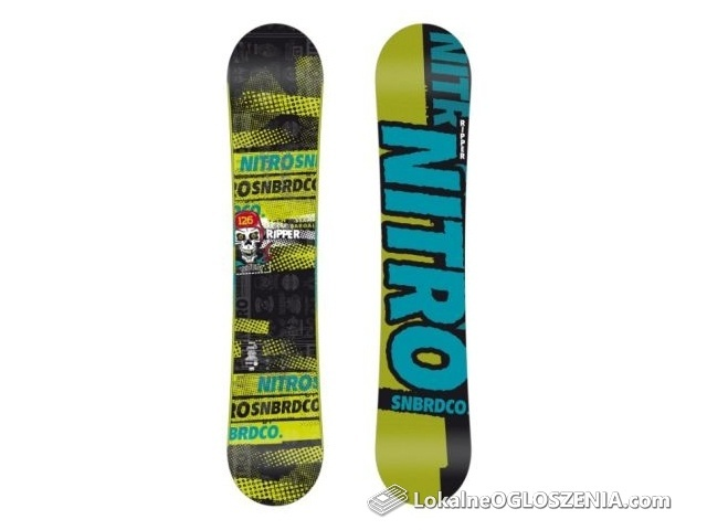 Vip Nowy Snowboard NITRO RIPPER